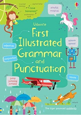 First Illustrated Grammar and Punctuation Jane Bingham 9781474924511