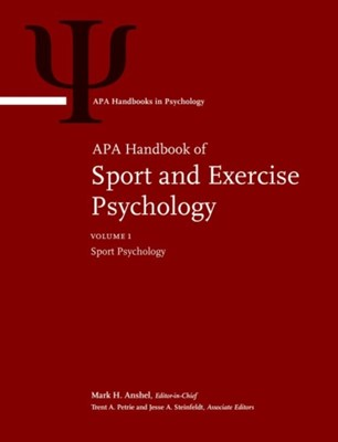 APA Handbook of Sport and Exercise Psychology  9781433830396