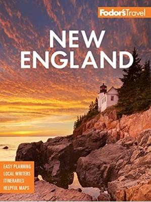 Fodor's New England Fodor's Travel Guides 9781640971240
