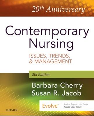 Contemporary Nursing Cherry, Jacob 9780323554206