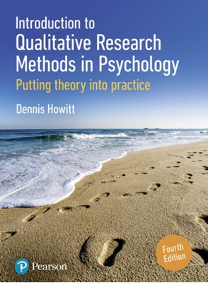 Introduction to Qualitative Research Methods in Psychology Dennis Howitt 9781292251202