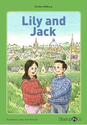 Lily and Jack (uden gloser) Kirsten Ahlburg 9788793592223
