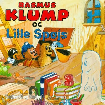 Rasmus Klump og Lille Spøjs Carla og Vilhelm Hansen 9788726141368