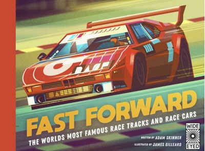 Fast Forward Adam Skinner 9781786031761