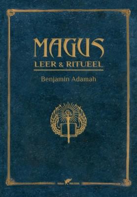 Magus Leer & Ritueel Benjamin Adamah 9789492355362