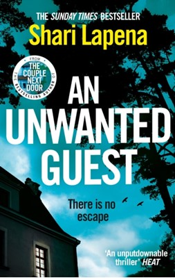 An Unwanted Guest Shari Lapena 9780552176279