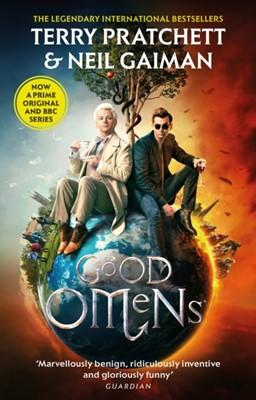 Good Omens Neil Gaiman, Terry Pratchett 9780552176453