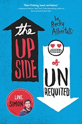 The Upside of Unrequited Becky Albertalli 9780062348715