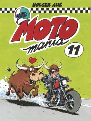 MOTOmania 11 Holger Aue 9788789792958