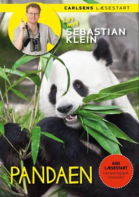 Læs med Sebastian Klein - Pandaen Sebastian Klein 9788711917022