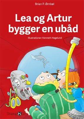 Lea og Artur bygger en ubåd Brian P. Ørnbøl 9788770181020