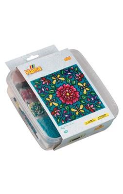 Hama Mini Gaveæske 5402 Blomster og sommerfugle  0028178054021