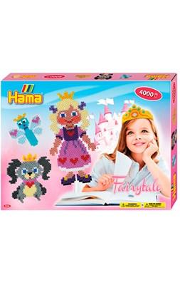 Hama Midi Gaveæske 3146 Fairytale, Eventyr  0028178031466