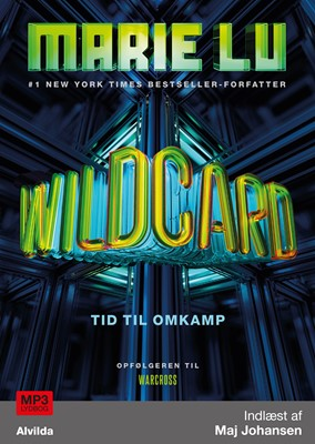 Wildcard (Warcross 2) Marie Lu 9788741501406