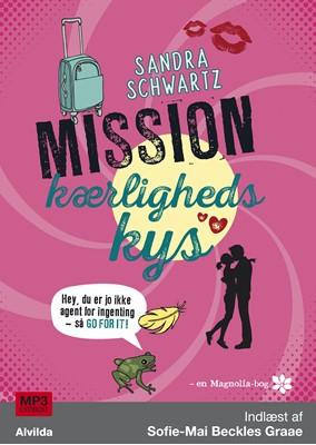 Mission kærlighedskys (2) Sandra Schwartz 9788741502199