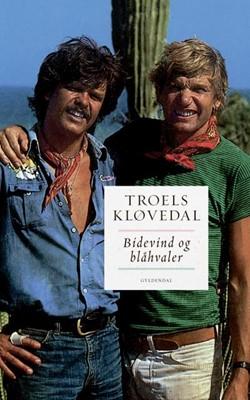 Bidevind og blåhvaler Troels Kløvedal 9788702279061