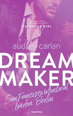 Dream Maker 2 Audrey Carlan 9788770363082