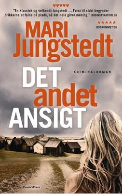 Det andet ansigt PB Mari Jungstedt 9788772009285