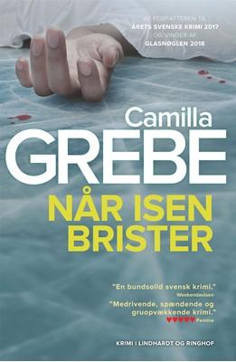 Når isen brister Camilla Grebe 9788711697832
