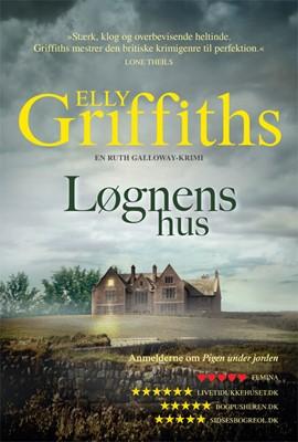 Løgnens hus PB Elly Griffiths 9788712057987