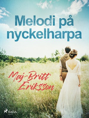 Melodi på nyckelharpa Maj-Britt Eriksson 9788726140392