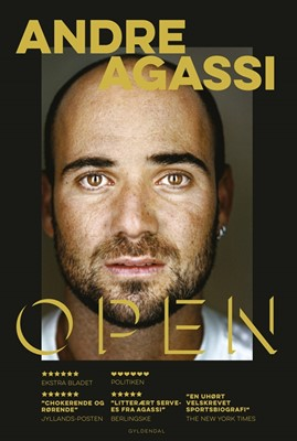 Open André Agassi, Andre Agassi 9788702283716