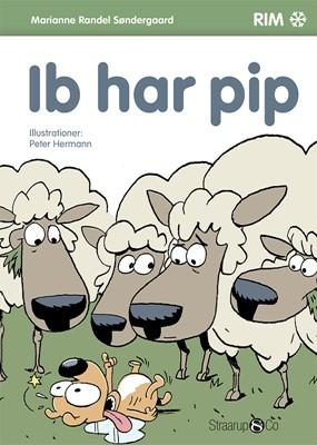 Ib har pip Marianne Randel Søndergaard 9788770181068