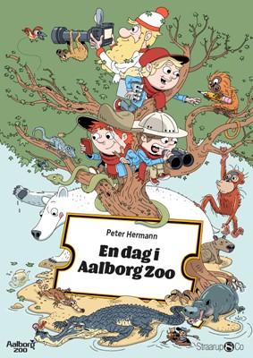 En dag i Aalborg Zoo Peter Hermann 9788770180023
