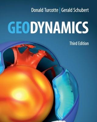 Geodynamics Donald L. Turcotte, Gerald Schubert 9780521186230