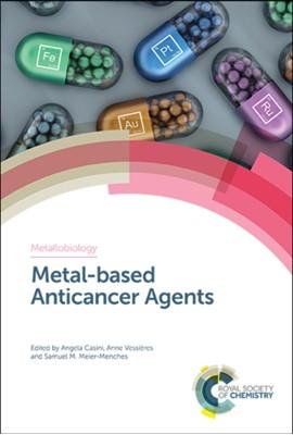 Metal-based Anticancer Agents  9781788014069