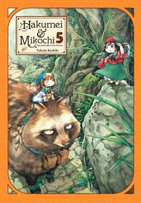 Hakumei & Mikochi, Vol. 5 Takuto Kashiki 9781975302955
