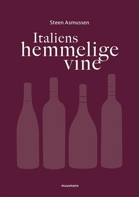 Italiens hemmelige vine Steen Asmussen 9788793679368
