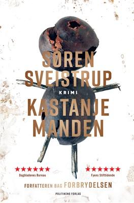 Kastanjemanden Søren Sveistrup 9788740053623