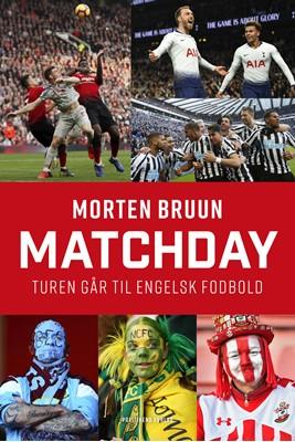Matchday Morten Bruun 9788740055313