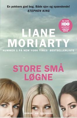 Store små løgne Liane Moriarty 9788740023176
