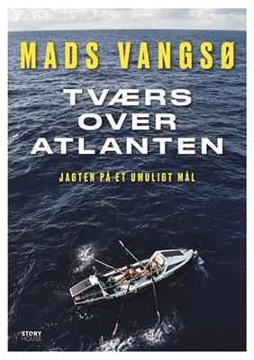 Tværs over Atlanten Mads Vangsø 9788711904350