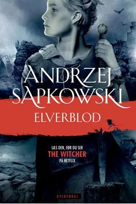 THE WITCHER 3 Andrzej Sapkowski 9788702189025