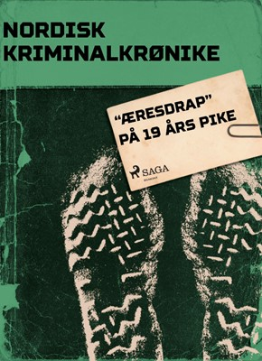 """Æresdrap"" på 19 års pike - Diverse 9788726110272"