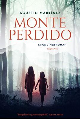 Monteperdido Agustín Martínez 9788772003924