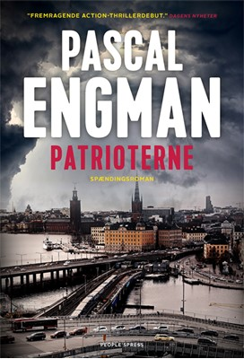 Patrioterne Pascal Engman 9788770361835