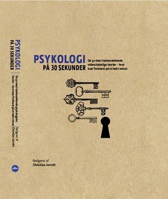 Psykologi på 30 sekunder Christian Jarrett 9788771420838