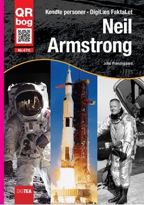 Neil Armstrong John Præstegaard 9788772128283