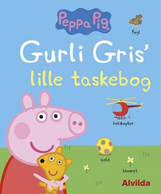 Peppa Pig - Gurli Gris' lille taskebog (bog med håndtag)  9788741508214