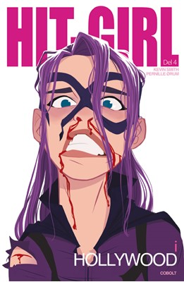 Hit-Girl i Hollywood 4 Kevin Smith 9788770857659