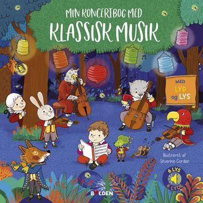 Min koncertbog med klassisk musik  9788772051840