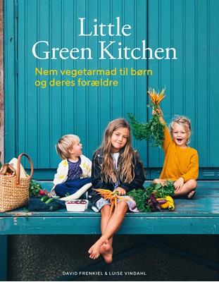 Little Green Kitchen David Frenkiel, Luise Vindahl 9788740054231