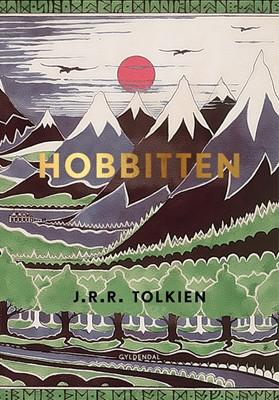 Hobbitten J.R.R. TOLKIEN 9788702283389