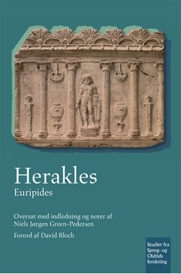 Herakles Euripides 9788763546539