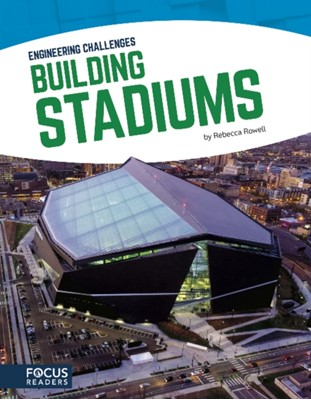 Building Stadiums Rowell, Rebecca Rowell 9781635173222