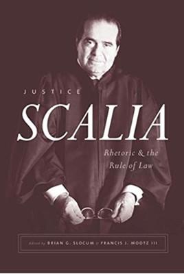Justice Scalia  9780226601823